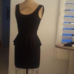 wetseal petlum dress